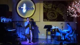 Khoảnh khắc - Anh Minh - Giao lưu cùng ban nhạc Phòng trà Mỹ Hạnh