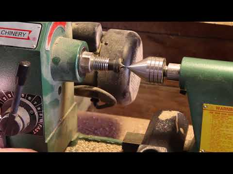 2 Year Review Harbor Freight 12x36 Wood Lathe by Central Machinery