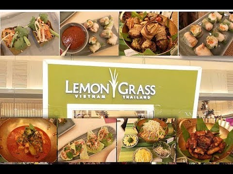 Restaurant Tour - Lemon Grass Viet And Thai Restaurant In Bacolod
