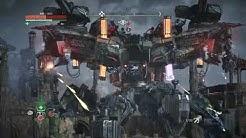 Horizon Zero Dawn™, Endkampf beim Turm, ultra schwer