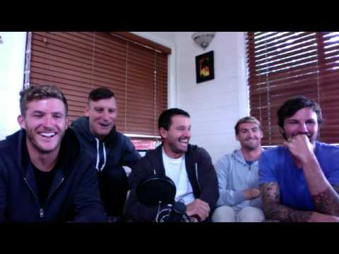 Parkway Drive - Live Q&A - Twitch IRE Release