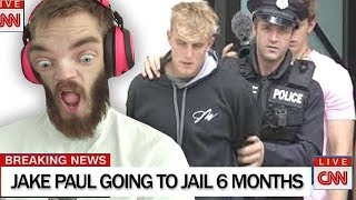 Jake Paul Goes to Prison! *epic*  - LWIAY #00121