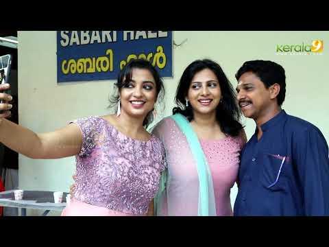 Marimayam Sneha Sreekumar Wedding Reception Full - Kerala9.com