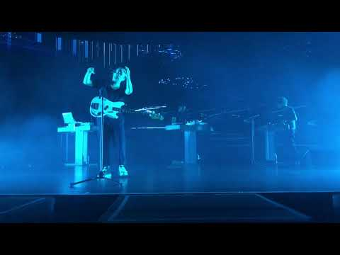 Thom Yorke HARROWDOWN HILL Frankfurt 03.07.2019 Jahrhunderthalle