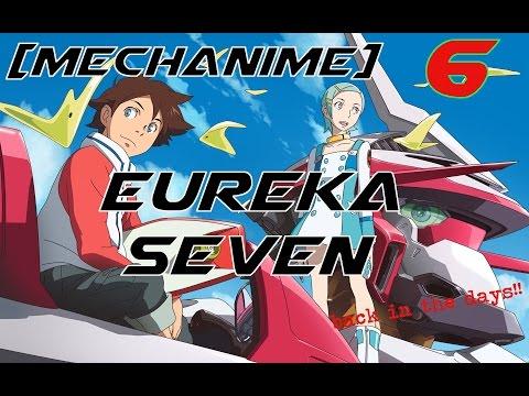 [Mechanime#6][Fr] Eureka Seven critique