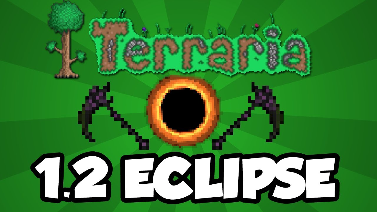 Terraria 1 2 Console Features Solar Eclipse Event Terraria Console 1 2 Update Youtube Solar eclipses are how you get the best sword in. terraria 1 2 console features solar eclipse event terraria console 1 2 update
