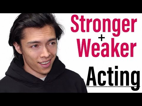 How To Act Realistically Stronger And Weaker Characters