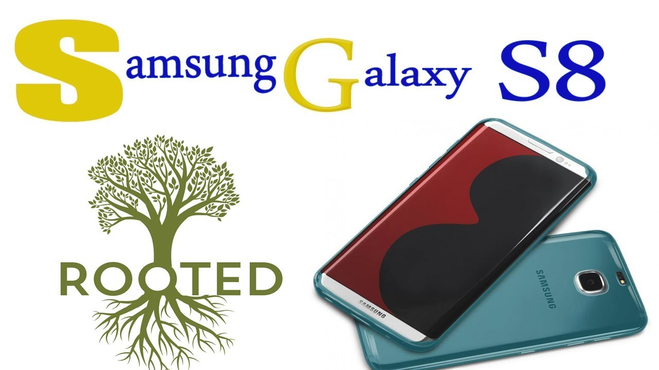 HOW TO ROOT SAMSUNG GALAXY S8 SM-G950F , SM-G950N, SM-G950U , SM-G950W ,  Single CLICK METHOD