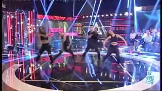 TV Show ¿Bailamos? Julia Ruiz Fernandez