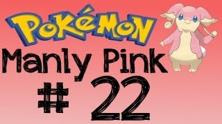 Pokemon Manly Pink let