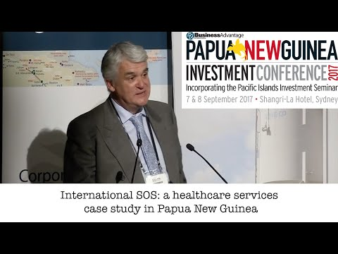 International SOS: a healthcare services case study in Papua New Guinea