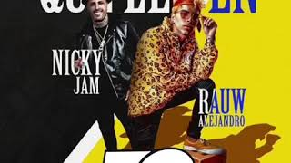 Rauw Alejandro Ft. Nicky Jam - Que Le Den Preview