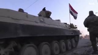 القوات العراقية تستعيد حي المثنى في شرق الموصل