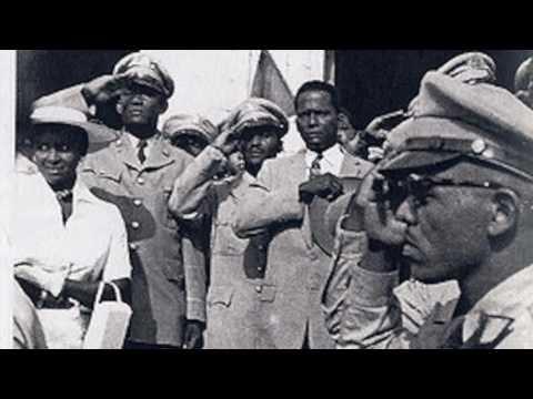 Guerre Civile D'Haïti 25 Mai 1957 Entre Général Cantave Et Colonel Armand.