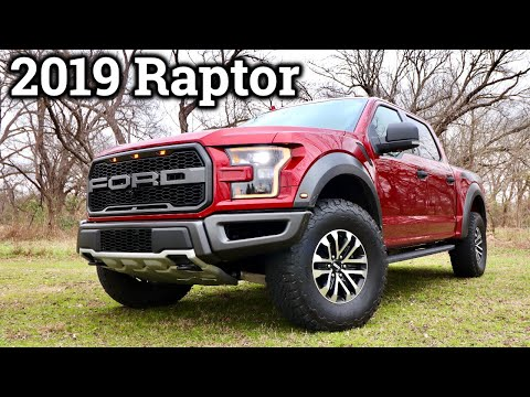 10 Reasons the 2019 Ford F-150 Raptor is the Coolest Truck (FOR NOW)