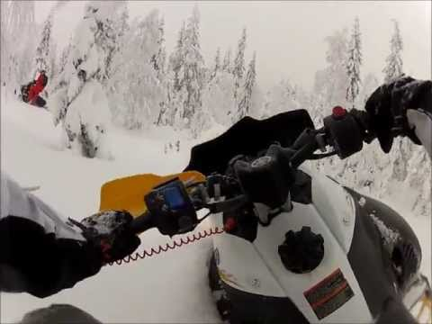 Yamaha Fx Nytro 121' - Freeride part 2/2