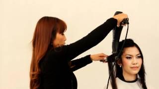 Hair & Beauty Show  in Thailand & Lao star tv 3