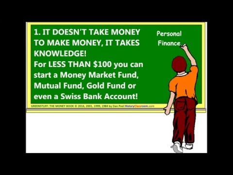 10 Golden Rules of Personal Finance