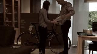Fahrrad XXL Unboxing - Koga RoadChamp - 2016 - 28 Zoll