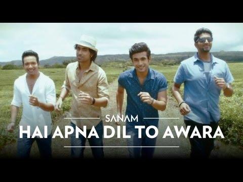 Hai Apna Dil To Awara Lyrics (Solva Saal) -- SANAM-- `@anisfit22`