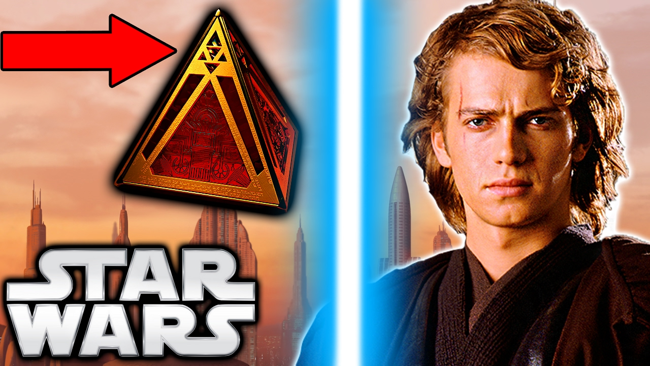 The Reason Anakin Skywalker Wanted To Become A Jedi Master Revenge Of The Sith Star Wars Explained Youtube