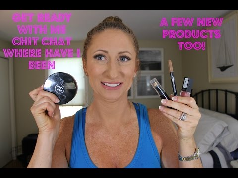 GRWM | Chit Chat | Update | Where I have been | LisaSz09