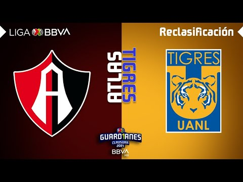 Atlas U.A.N.L. Tigres Goals And Highlights