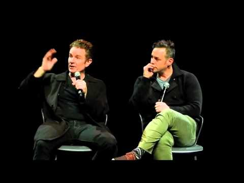 Buffy FanMeet Convention 2016 - James Marsters (Spike) / Nicholas Brendon (Xander) Panel