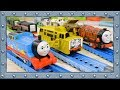 """Thomas and Friends"" vs ""Diesels"" in Team Relay Challenge 