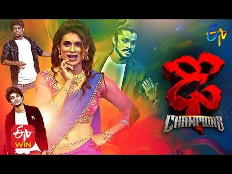 Pandu Top 10 Performances | Dhee Champions | ETV Telugu