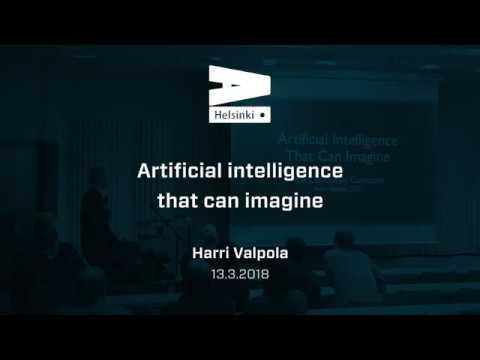 AIHelsinki 13.3.2018: Harri Valpola, The Curious AI Company
