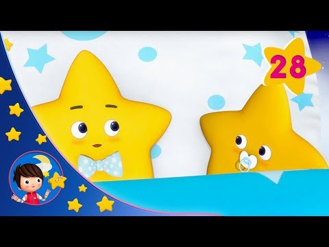 10 in The Bed V2   Kids Songs   Nursery Rhymes    Little Baby Bum   Sleep Baby Little Baby Bum