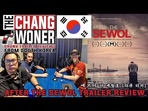 After The Sewol Trailer Reaction(에프터 더 세월호 (다큐 티저))