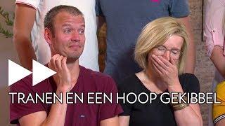 Sommige kandidaten zijn er he-le-maal klaar mee! | House Rules NL