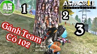 [Garena Free Fire] AS Mobile Gank Team