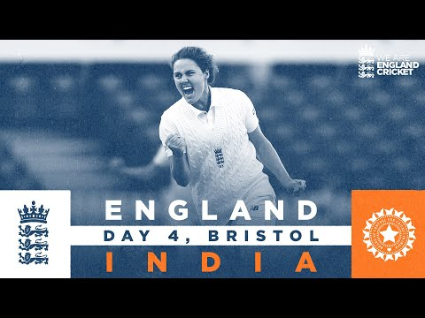England v India - Day 4 Highlights | Match Ends In Draw! | Only LV= Insurance Test 2021