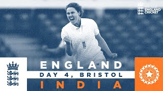 England v India - Day 4 Highlights   Match Ends In Draw!   Only LV= Insurance Test 2021