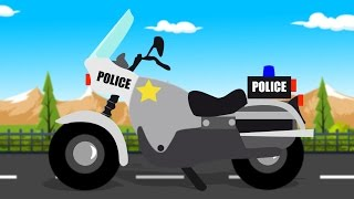 Police Bike | Formation And Uses
