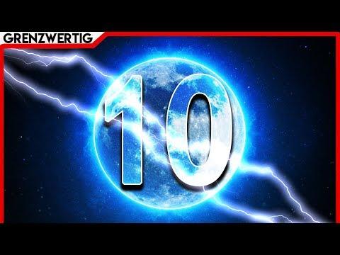 Zehn unglaubliche Theorien und Mythen über den Mond