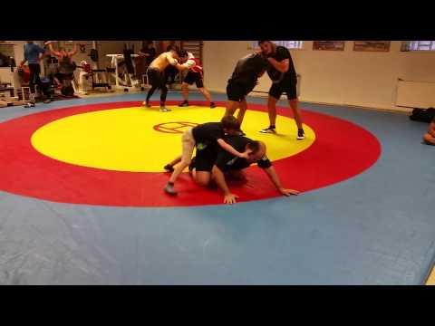 Noah  Ringer Training