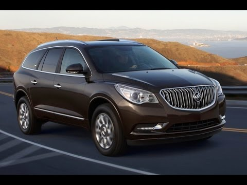 2016 Buick Enclave Start Up And Review 3 6 L V6