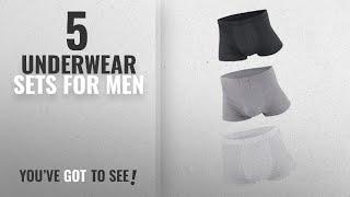 Top 10 For Men Underwear Sets [2018]: Men