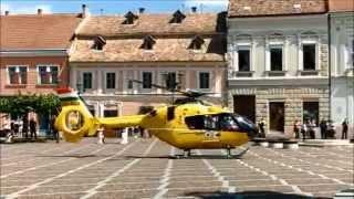 Mentőangyalok Esztergomban ( Mentőhelikopter )