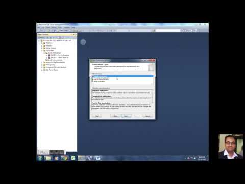 SQL Server 2012 Replication