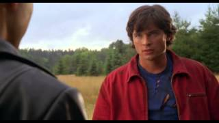 Smallville 06x01 | Lex Luthor (ZOD) vs Clark | Pel