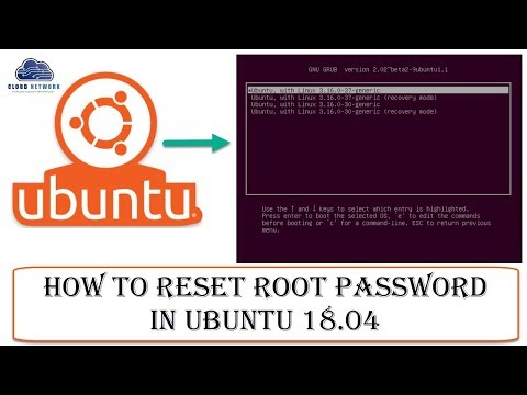 How To Reset Root Password In Ubuntu 18.04 From GNU GRUB(Recovery Mode) & Root Shell(Command Prompt)