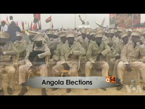 European Union Scraps Plans to Observe Angola Elections
