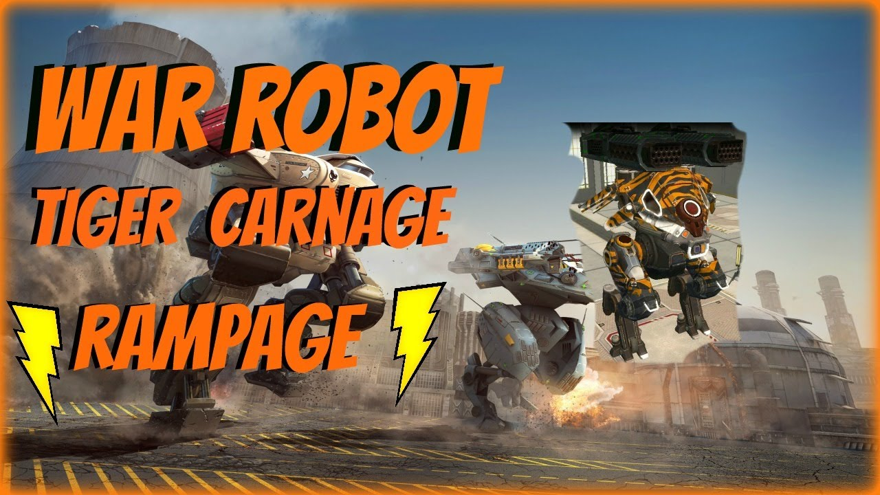 Image result for tiger carnage