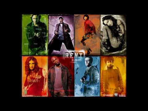 Rent (Original Soundtrack) - Seasons of Love w/lyrics - YouTube
