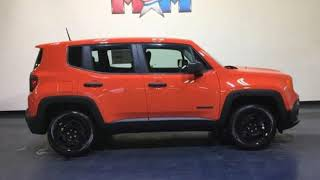 New 2018 Jeep Renegade Christiansburg VA Blacksburg, VA #DC181593